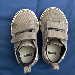 Gently worn baby boy sneakers